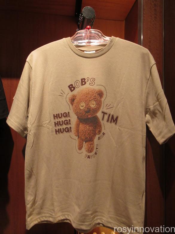 USJ Tシャツ ティム プリント真ん中