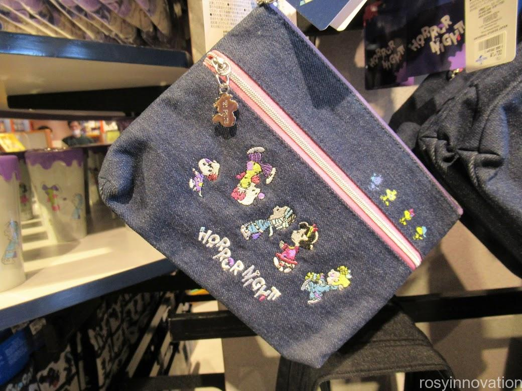 USJ2021年ハロウィンスヌーピーグッズ 雑貨 ポーチ