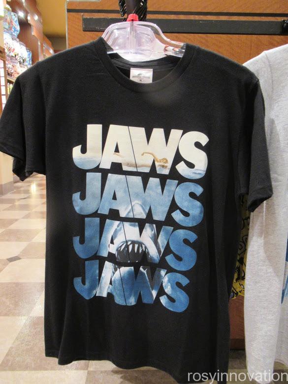 USJ Tシャツ ジョーズ ロゴ