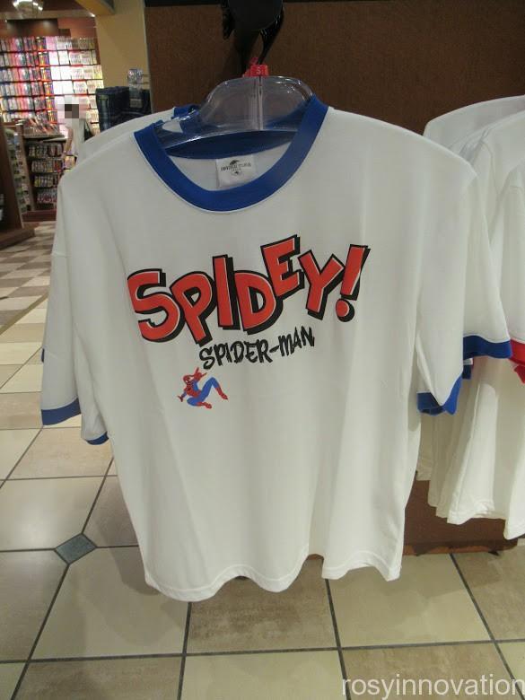 USJ Tシャツ スパイダーマン スパイディー