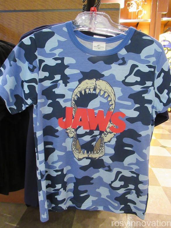 USJ Tシャツ ジョーズ 迷彩