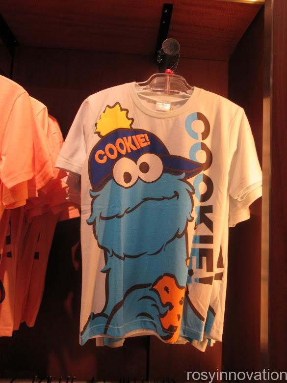 USJ Tシャツ セサミ クッキーモンスター ビッグ