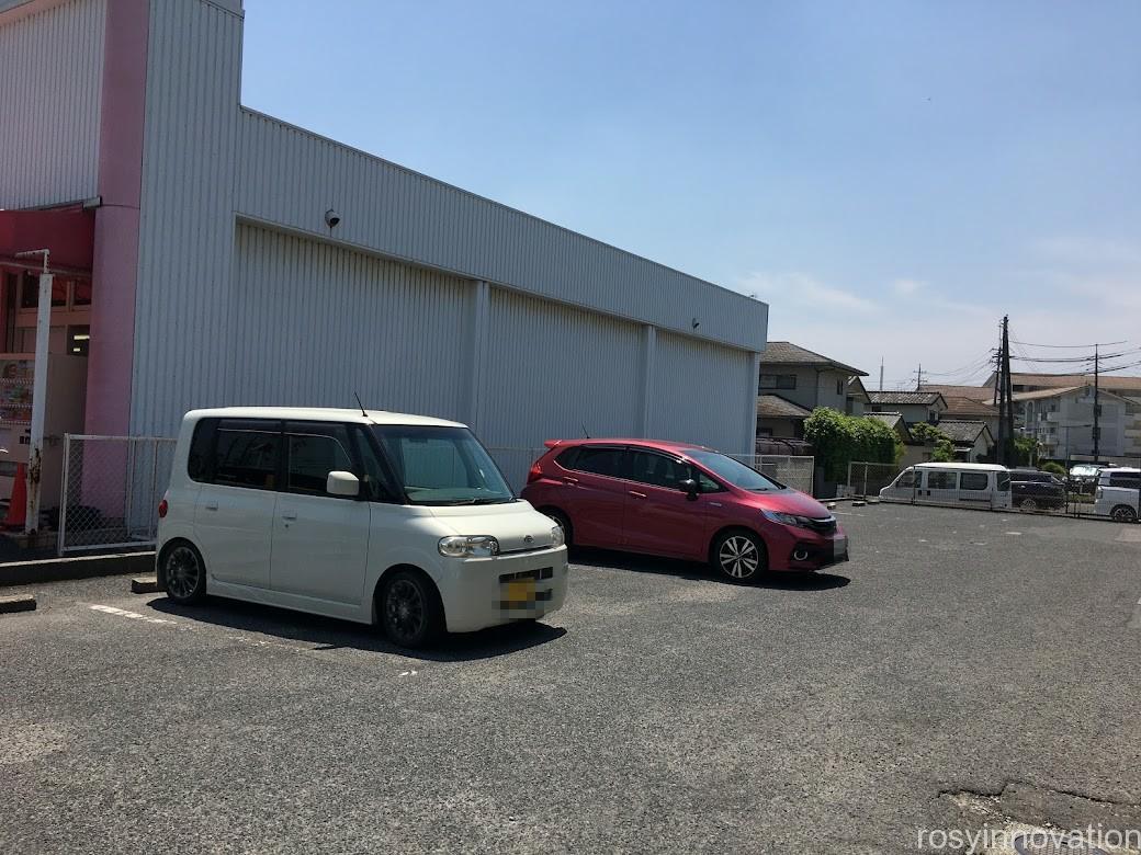 琥家倉敷店 (2)駐車場