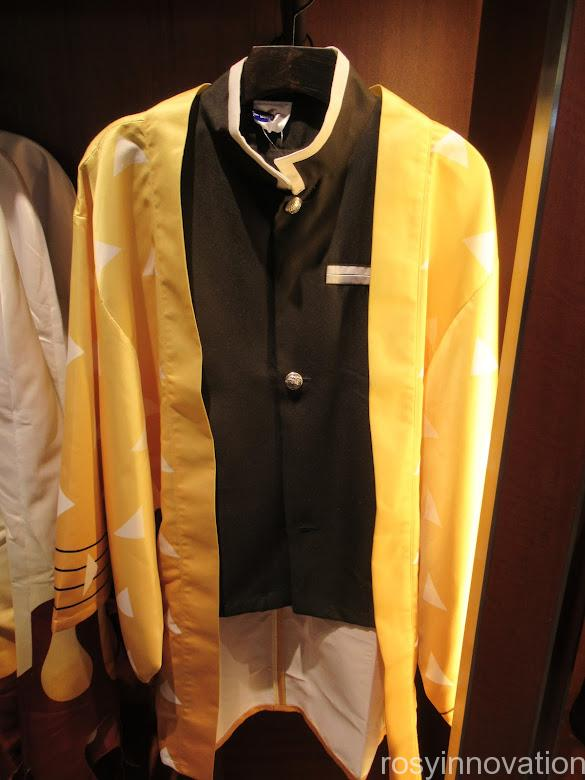 USJ鬼滅の刃グッズ ファッション2 羽織善逸