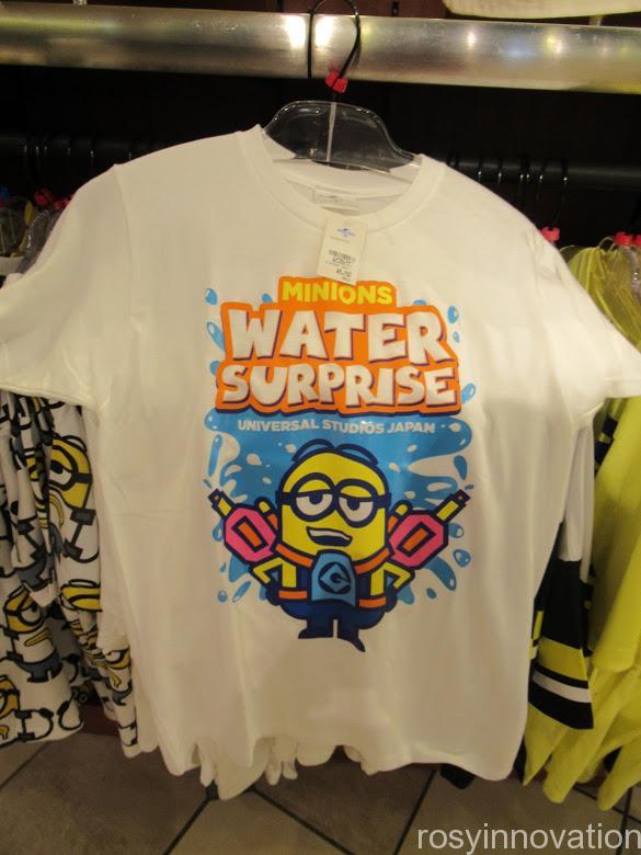 USJ Tシャツ ミニオン ウォーターサプライズ