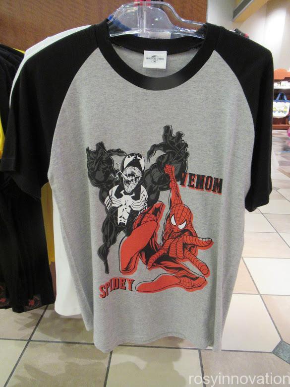 USJ Tシャツ スパイダーマン 敵