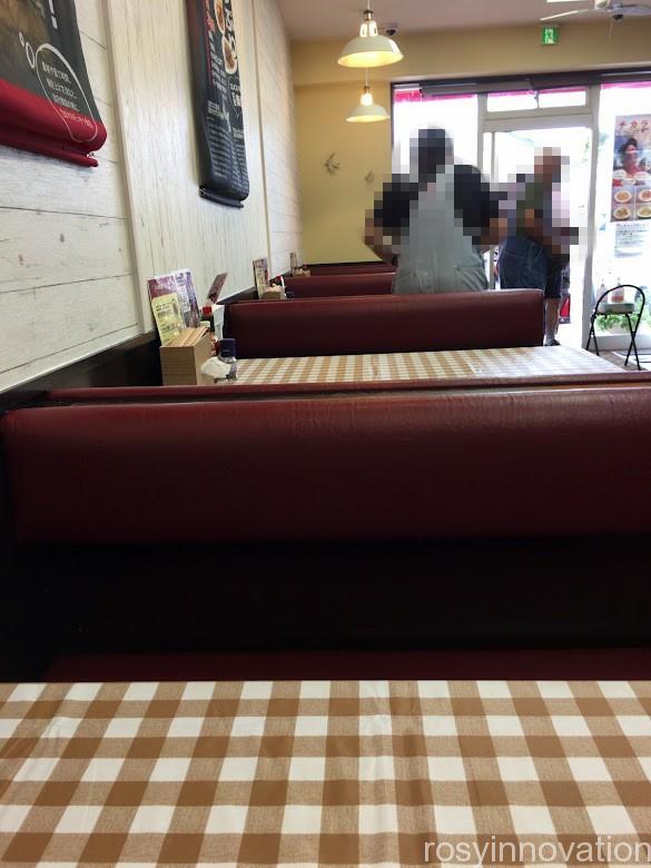 たっぷりスパゲッティ (0)店内ボックス席