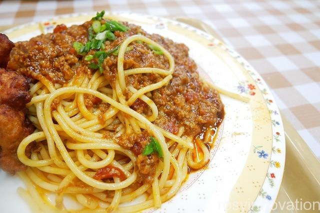 たっぷりスパゲッティ (20)デカ盛り