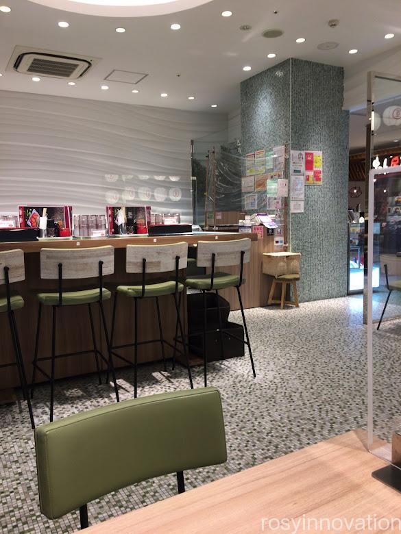 小豆島ラーメンひしおイオン岡山2021年7月 (2)店内