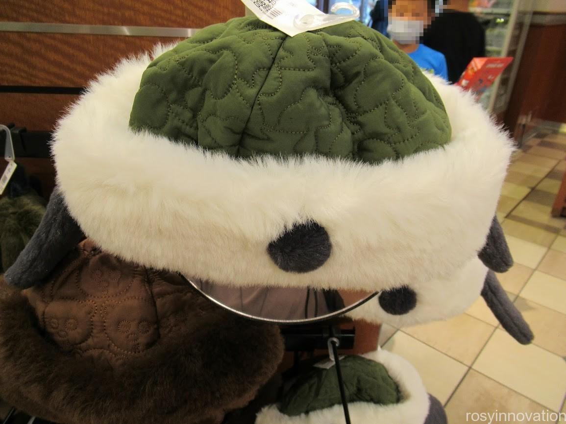 USJ秋冬帽子追加2021年10月 sキルティングティム
