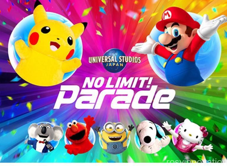 NO LIMIT!パレード発表 (4)マリオ